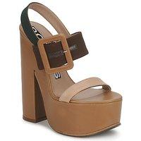Παπούτσια Γυναίκα Σανδάλια / Πέδιλα Rochas RO18231 Καφέ / Beige