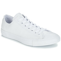 Παπούτσια Χαμηλά Sneakers Converse ALL STAR MONOCHROME CUIR OX Άσπρο
