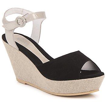 Παπούτσια Γυναίκα Σανδάλια / Πέδιλα Regard RAFATI Black