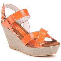 Παπούτσια Γυναίκα Σανδάλια / Πέδιλα Regard RAGA Orange