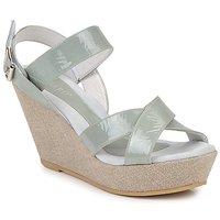 Παπούτσια Γυναίκα Σανδάλια / Πέδιλα Regard RAGA Green / Pale