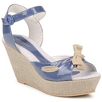 Παπούτσια Γυναίκα Σανδάλια / Πέδιλα Regard RAGE μπλέ