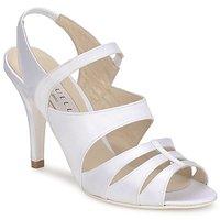 Παπούτσια Γυναίκα Σανδάλια / Πέδιλα Vouelle ELISA άσπρο