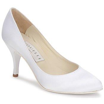 Παπούτσια Γυναίκα Γόβες Vouelle LEA άσπρο