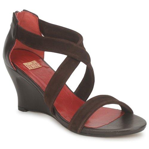 Παπούτσια Γυναίκα Σανδάλια / Πέδιλα Vialis NIVEL Brown