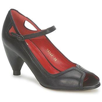 Παπούτσια Γυναίκα Γόβες Vialis POUPE Black