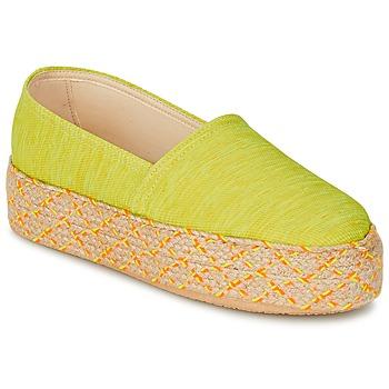 Παπούτσια Γυναίκα Εσπαντρίγια Betty London TROOPIKA Yellow