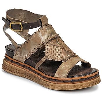 Παπούτσια Γυναίκα Σανδάλια / Πέδιλα Airstep / A.S.98 LAGOS Gold