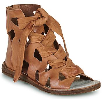 Παπούτσια Γυναίκα Σανδάλια / Πέδιλα Airstep / A.S.98 RAMOS LACES Camel