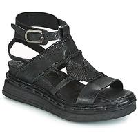 Παπούτσια Γυναίκα Σανδάλια / Πέδιλα Airstep / A.S.98 LAGOS Black