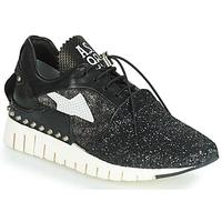 Παπούτσια Γυναίκα Χαμηλά Sneakers Airstep / A.S.98 DENALUX Black