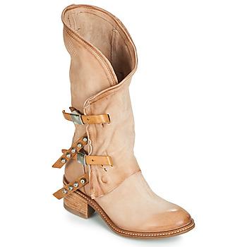 Παπούτσια Γυναίκα Μπότες για την πόλη Airstep / A.S.98 WINNIE Beige