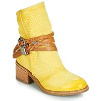 Παπούτσια Γυναίκα Μπότες Airstep / A.S.98 WINNIE STRAP Yellow