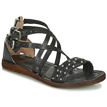 Παπούτσια Γυναίκα Σανδάλια / Πέδιλα Airstep / A.S.98 RAMOS CLOU Black