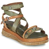 Παπούτσια Γυναίκα Σανδάλια / Πέδιλα Airstep / A.S.98 LAGOS Kaki