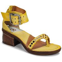 Παπούτσια Γυναίκα Σανδάλια / Πέδιλα Airstep / A.S.98 KENYA Yellow