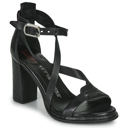 Παπούτσια Γυναίκα Σανδάλια / Πέδιλα Airstep / A.S.98 BASILE Black