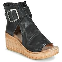 Παπούτσια Γυναίκα Σανδάλια / Πέδιλα Airstep / A.S.98 NOA BUCKLE Black