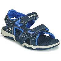 Παπούτσια Παιδί Σανδάλια / Πέδιλα Timberland ADVENTURE SEEKER 2 STRAP Μπλέ