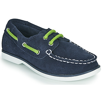 Παπούτσια Παιδί Boat shoes Timberland SEABURY CLASSIC 2EYE BOAT Black