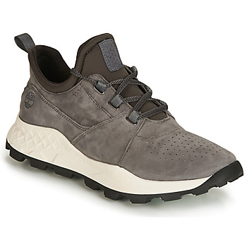 Παπούτσια Άνδρας Χαμηλά Sneakers Timberland BROOKLYN LACE OXFORD Grey