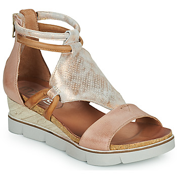 Παπούτσια Γυναίκα Σανδάλια / Πέδιλα Mjus TAPASITA Ροζ / Gold
