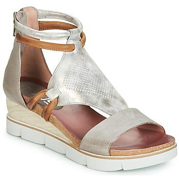 Παπούτσια Γυναίκα Σανδάλια / Πέδιλα Mjus TAPASITA Silver