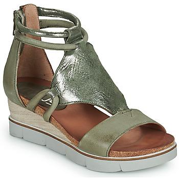 Παπούτσια Γυναίκα Σανδάλια / Πέδιλα Mjus TAPASITA Kaki