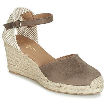 Παπούτσια Γυναίκα Σανδάλια / Πέδιλα Betty London CASSIA Taupe