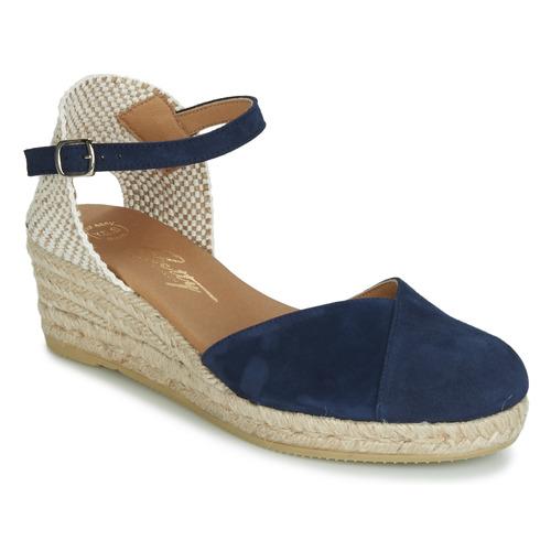 Παπούτσια Γυναίκα Σανδάλια / Πέδιλα Betty London INONO Marine