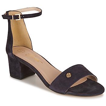 Παπούτσια Γυναίκα Σανδάλια / Πέδιλα Betty London INNAMATA Marine