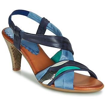 Παπούτσια Γυναίκα Σανδάλια / Πέδιλα Betty London POULOI Μπλέ / Green