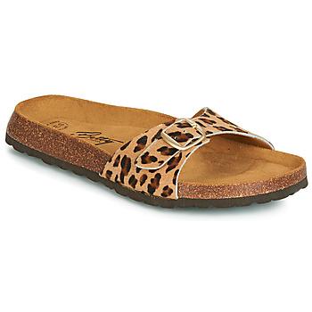 Παπούτσια Γυναίκα Τσόκαρα Betty London JIKOTI Brown