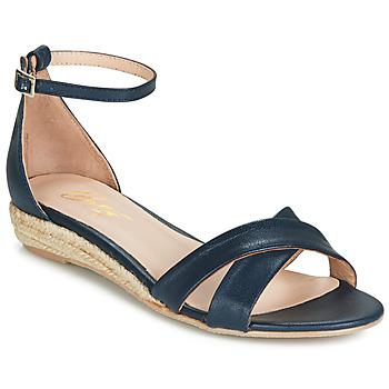 Παπούτσια Γυναίκα Σανδάλια / Πέδιλα Betty London JIKOTIVE Marine