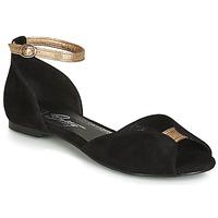 Παπούτσια Γυναίκα Σανδάλια / Πέδιλα Betty London INALI Black