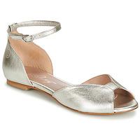 Παπούτσια Γυναίκα Σανδάλια / Πέδιλα Betty London INALI Silver