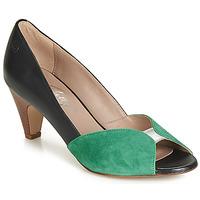 Παπούτσια Γυναίκα Γόβες Betty London JIKOTIZE Black / Green