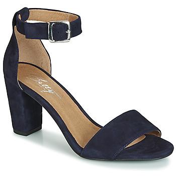Παπούτσια Γυναίκα Σανδάλια / Πέδιλα Betty London CRETOLIA Marine