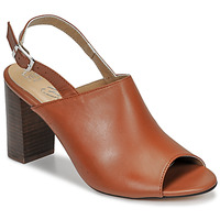 Παπούτσια Γυναίκα Σανδάλια / Πέδιλα Betty London JIKOTEGE Camel