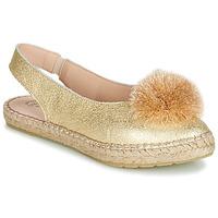 Παπούτσια Γυναίκα Μπαλαρίνες Betty London JIKOTI Gold