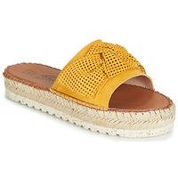 Παπούτσια Γυναίκα Τσόκαρα Betty London JIKOTIGE Yellow