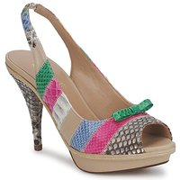 Παπούτσια Γυναίκα Σανδάλια / Πέδιλα Fericelli NIADIK Multicolore
