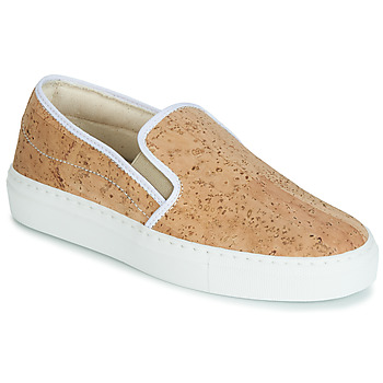 Παπούτσια Γυναίκα Slip on Dream in Green JAKAMORI Beige