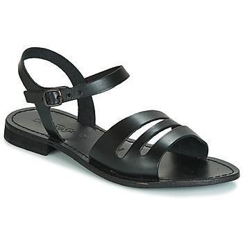 Παπούτσια Γυναίκα Σανδάλια / Πέδιλα Dream in Green JAKALETTE Black