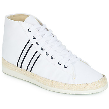 Παπούτσια Γυναίκα Ψηλά Sneakers Ippon Vintage BAD HYLTON Άσπρο