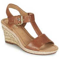 Παπούτσια Γυναίκα Σανδάλια / Πέδιλα Gabor FIULI Cognac