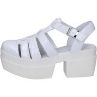 Παπούτσια Γυναίκα Σανδάλια / Πέδιλα Cult Σανδάλια BT539 λευκό