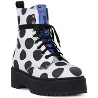 Παπούτσια Άνδρας Μπότες At Go GO  BIG POIS NERO Bianco