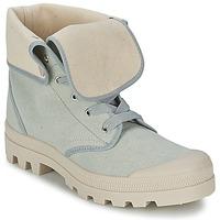 Παπούτσια Γυναίκα Ψηλά Sneakers Casual Attitude BOPESSA Grey