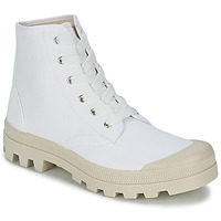 Παπούτσια Άνδρας Ψηλά Sneakers Casual Attitude MADIMA Άσπρο